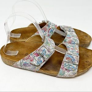 HALFINGER BIO Women's ANDREA Sandals Cork Footbed